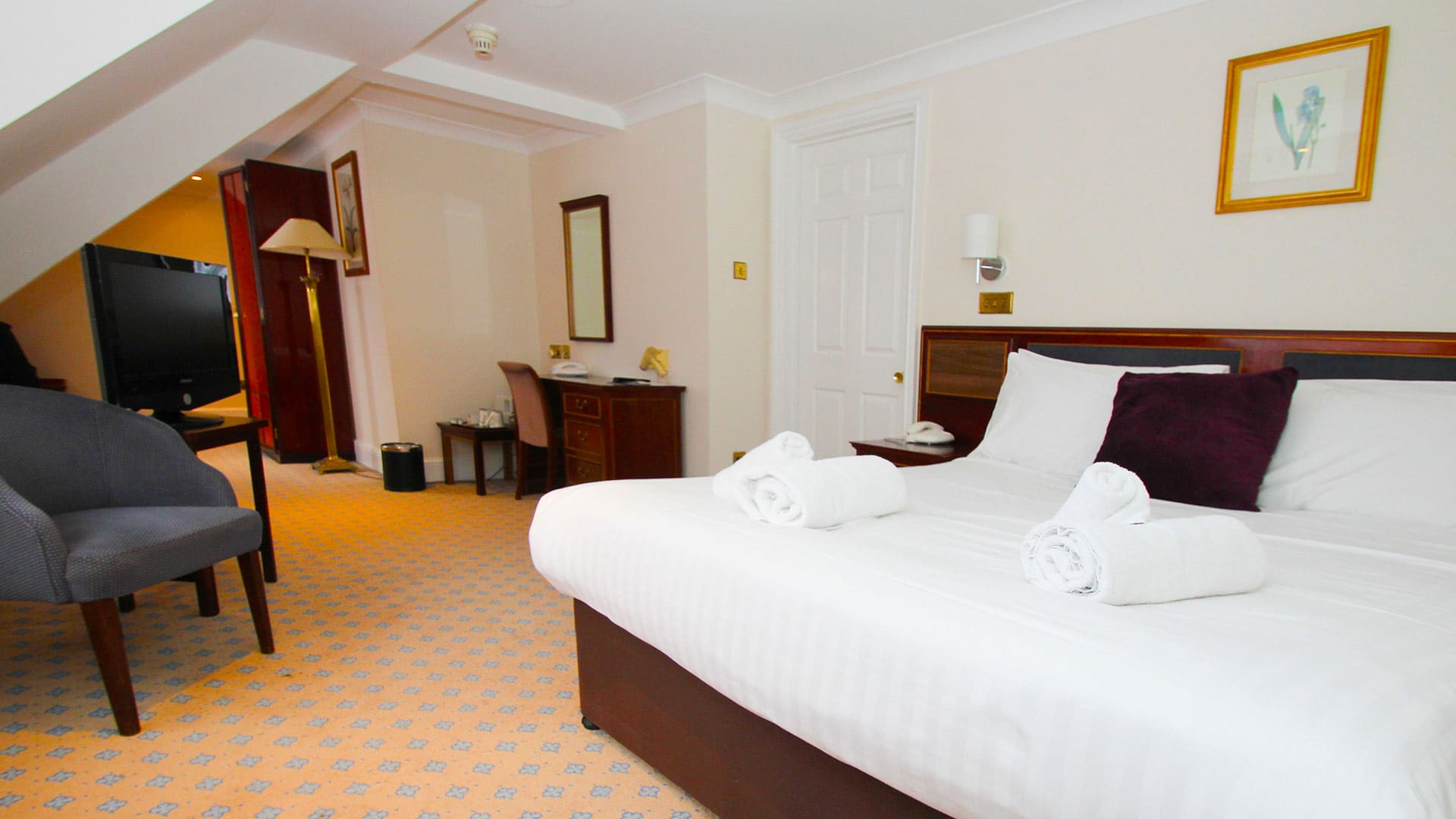 Holt Hotel Double Room